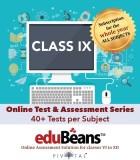 Edubeans Beans IX Online Tests Preparati...