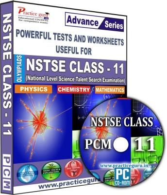 Practice Guru NSTSE Class 11 PCM