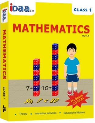 iDaa Class 1 CBSE Mathematics