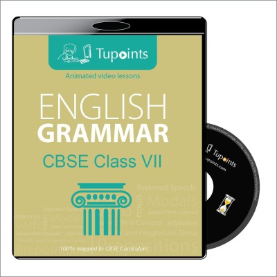 Tupoints CBSE class 7 English Grammar Multimedia Video Lessons