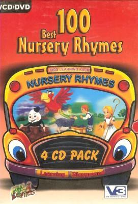 Little Learners 100 Best Joyful Rhymes