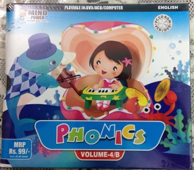 S.Chand PHONICS-IV/B VCD FOR JUNIORS