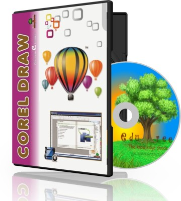 Edutree Learn COREL DRAW X5 ( In Hindi ) OnScreen Tutor (4 - 5 Hrs Duration)