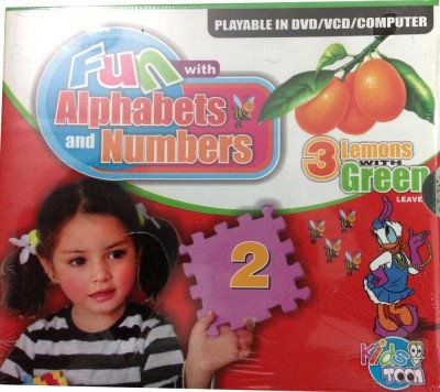 S.Chand ALPHABETS AND NUMBERS VCD FOR JUNIORS