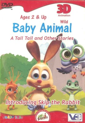 Little Learners Baby Animals - A Tall Tail And Other Strories
