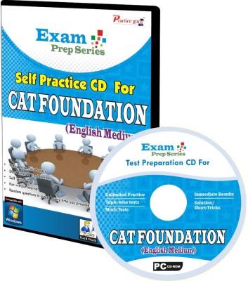 Practice Guru Exam Prep For CAT Foundation