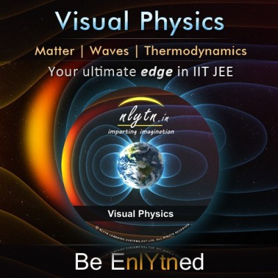 Nlytn Visual Physics - Matter |Waves | Thermodynamics for IIT JEE - Advanced Animated Video lecture Course - Covers complete matter, waves & thermodynamics syllabus of Std XI -(3 Months Activation)