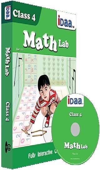 iDaa Math Lab (Class - 4)