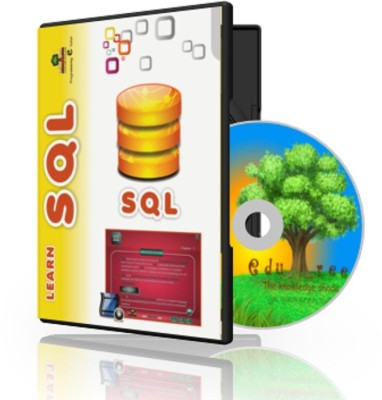 Edutree Learn SQL (In English) Programming e tutor (3-4 Hrs Duration)