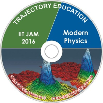 Trajectory Education Modern Physics (Iit Jam Physics 2016)(DVD)