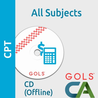 GOLSOnlineCoaching CA CPT all subject Offline