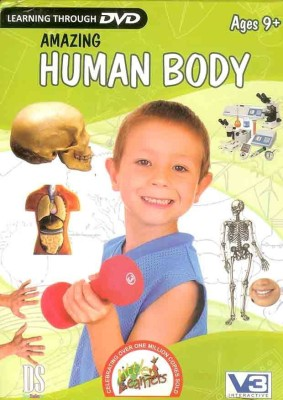 Deep Studies Inc. Amazing Human Body Ages 9+