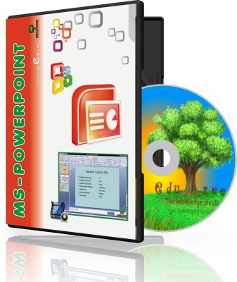 Edutree Learn MS Powerpoint 2007 ( In Hindi ) OnScreen Tutor (4 - 5 Hrs Duration)