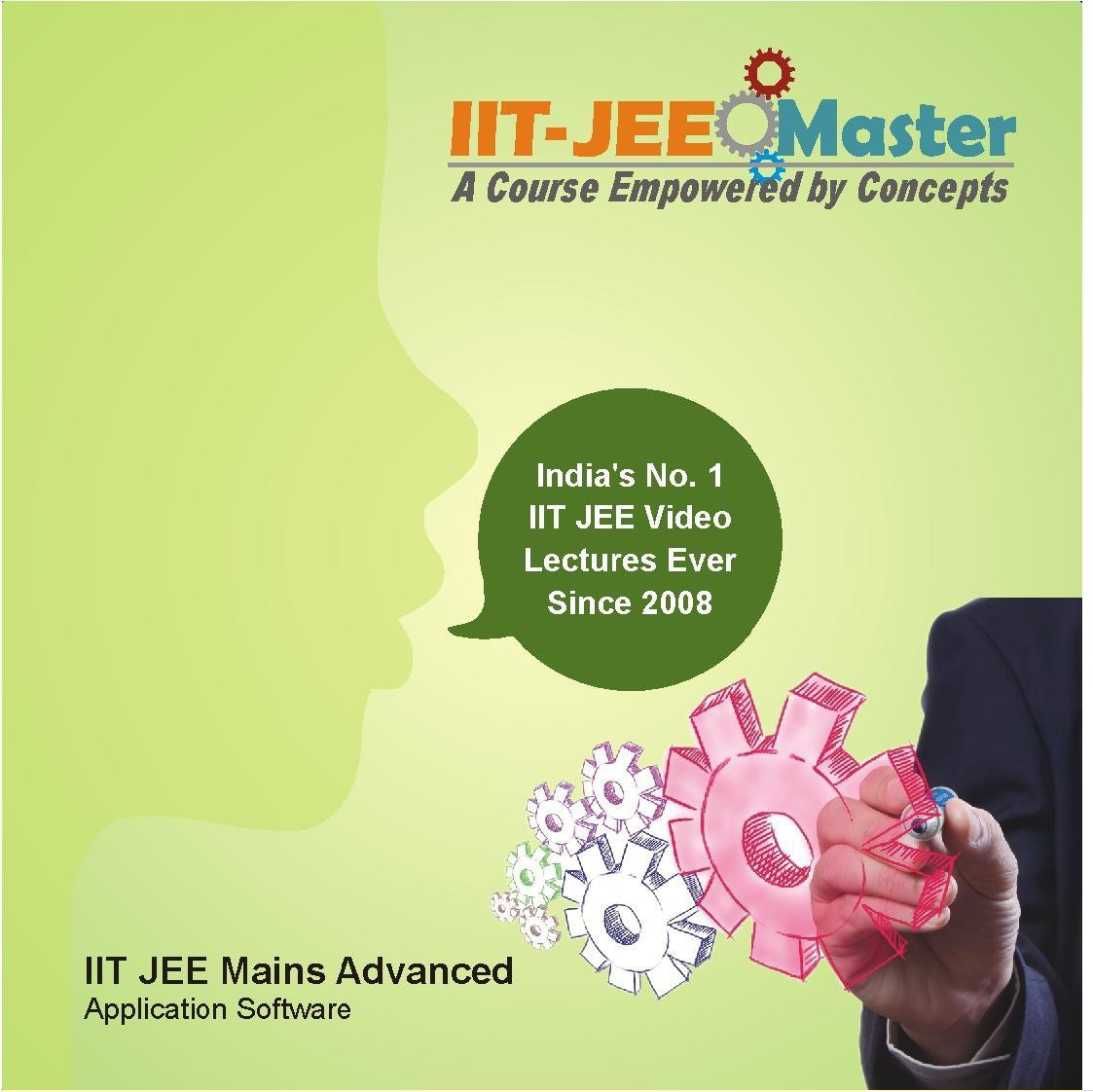 IIT JEE Master IJMSP200(DVD)