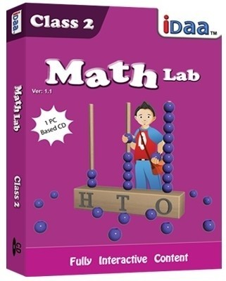 iDaa Class 2 CBSE Math Lab Activity