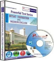 Practice Guru Powerful Test Series : BITSAT - Foundation Medium English (Class 11)(CD)