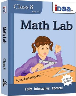 iDaa Class 8 CBSE Math Lab Activity