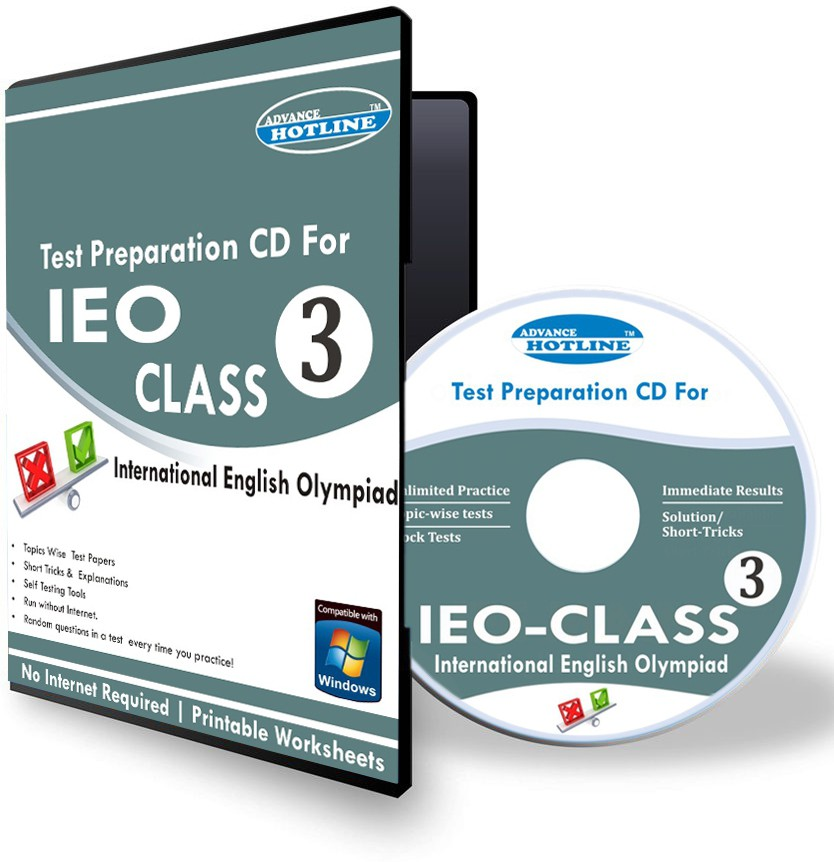 Advance Hotline IEO Class 3(CD)