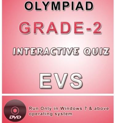iBooks Class 2 EVS Olympiad Interactive Quiz DVD