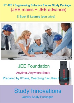 Study Innovations Iit Jee / Engineering Entrance Exam Foundation Study Package