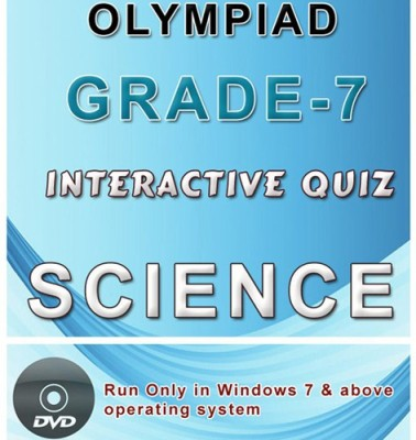 iBooks Class 8 Science Olympiad Interactive Quiz DVD