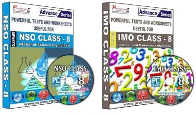 Practice Guru Class 8 - Combo Pack (IMO / NSO)
