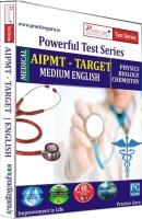 Practice Guru Powerful Test Series AIPMT - Target Medium English