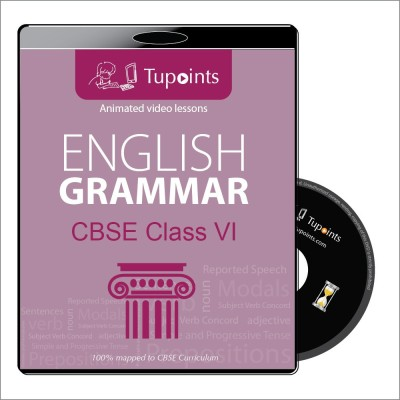 Tupoints CBSE class 6 English Grammar Multimedia Video Lessons