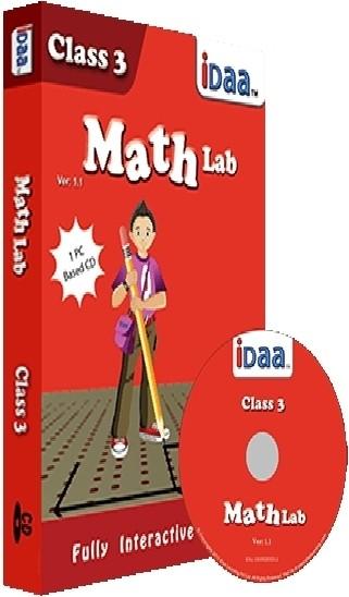 iDaa Math Lab (Class - 3)