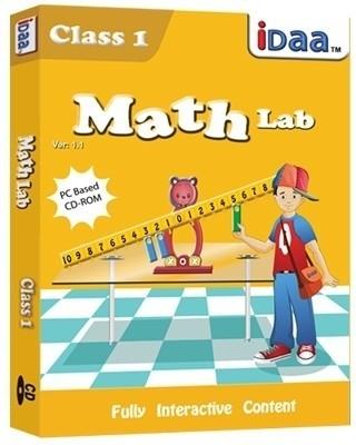 iDaa Class 1 CBSE Math Lab Activity
