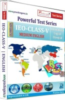 Practice Guru Powerful Test Series - IEO Medium English (Class - 5)