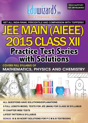 Eduwizards JEE Main (AIEEE) XII Course 2015