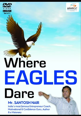 Smmart Where Eagle Dare (Set Of 2) English