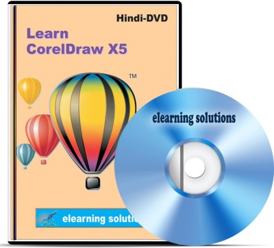 Elearning Solutions Corel Draw X 5 Video Tutorial In Hindi