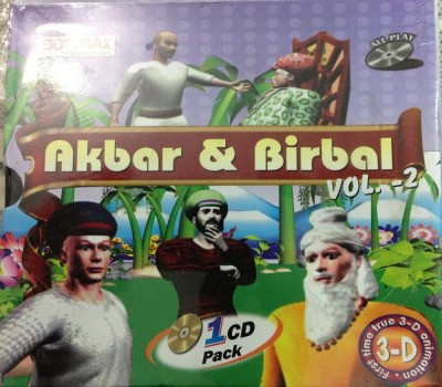 BPB MULTIMEDIA AKBAR BIRBAL-2 VCD FOR JUNIORS
