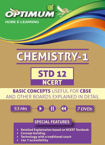 Optimum Educators CBSE/NCERT-Chemistry-Vol-1(DVD)