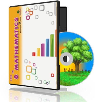 Edutree 8TH Mathematics CBSE-NCERT Animated e Book (6-7 hrs Duration)