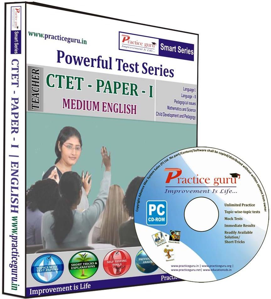 Practice Guru CTET Paper I