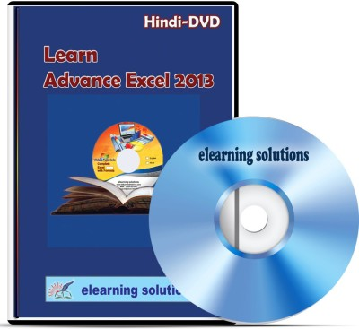Elearning Solutions Advance Excel 2013 Video Tutorial in Hindi