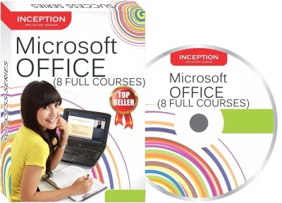 Inception Learn MS OFFICE (8 FULL COURSES)