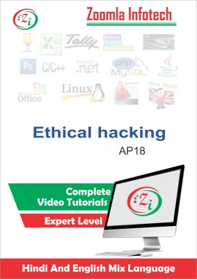 Zoomla Infotech Ethical Hacking Learning Video Tutorials DVD/CD in Hindi