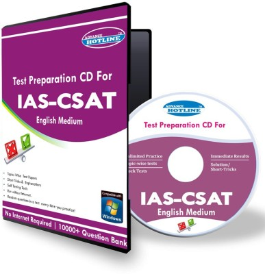 Advance Hotline IAS-CSAT (English)