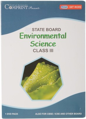 COMPRINT State Board 3rd Class Science DVD