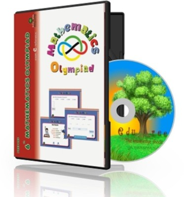 Edutree 6th Mathematics Olympiad (In Englilsh ) Exam E Series - Interactive Tests