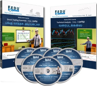Fedu Academy Stock Market Professional Course - Tamil