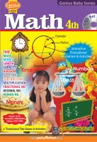 Genius 4th Class Maths(CD)