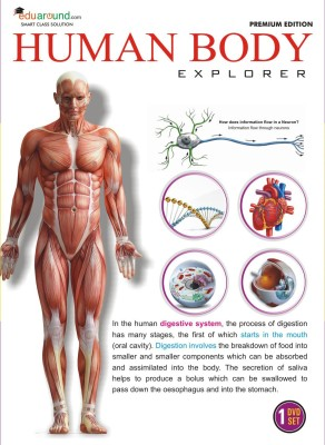 Eduaround Human Body Explorer