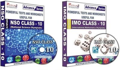 Practice Guru Class 10 - Combo Pack (IMO / NSO)