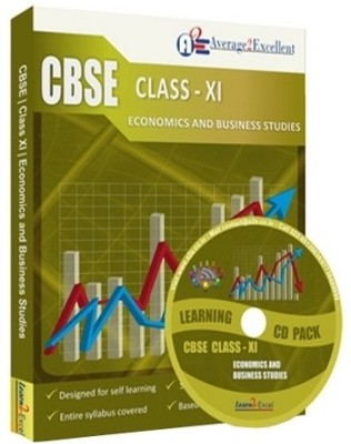 Average2excellent Class 11 Business Studies and Economics Study Pack