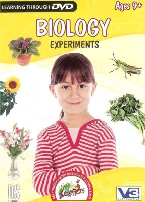 Little Learners Biology Experiments